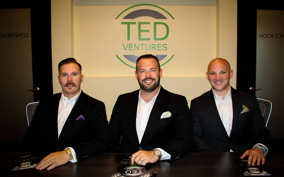 TED Ventures Managing Partners
